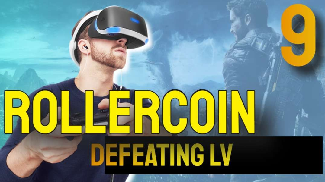 Rollercoin_ Trying to Beat Level 9 Difficulty_